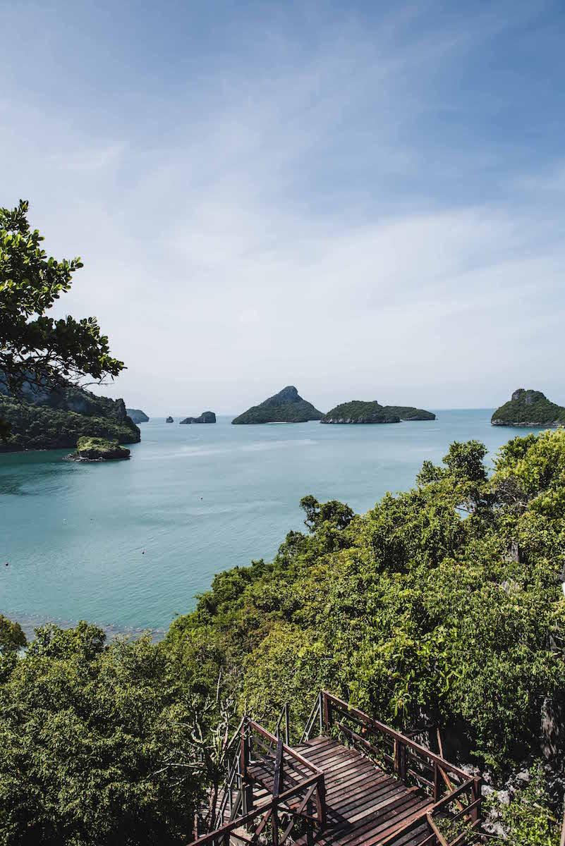 Aussicht Ang Thong