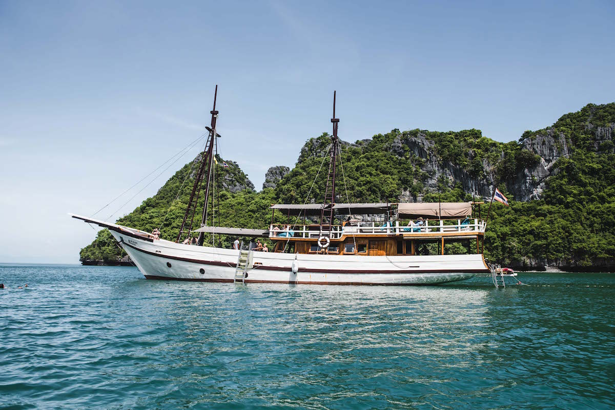 Boutique Yachting Koh Samui