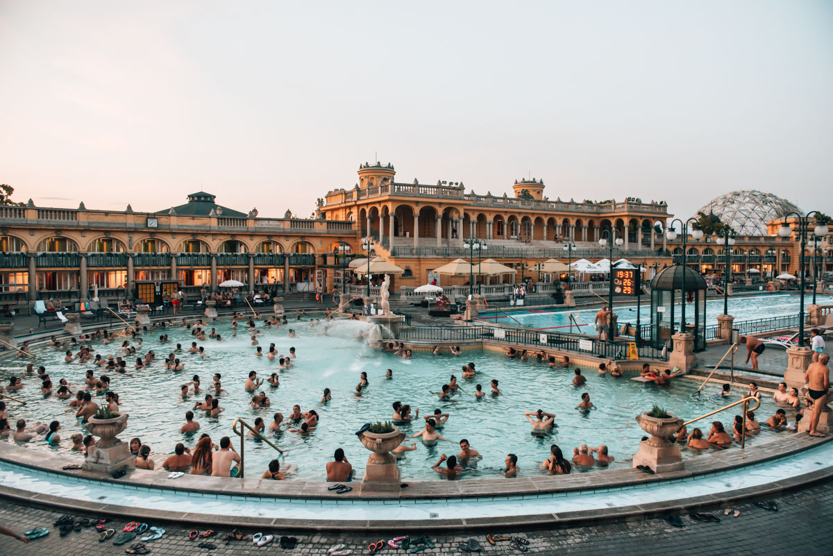 Budapest Thermalbad Tipps