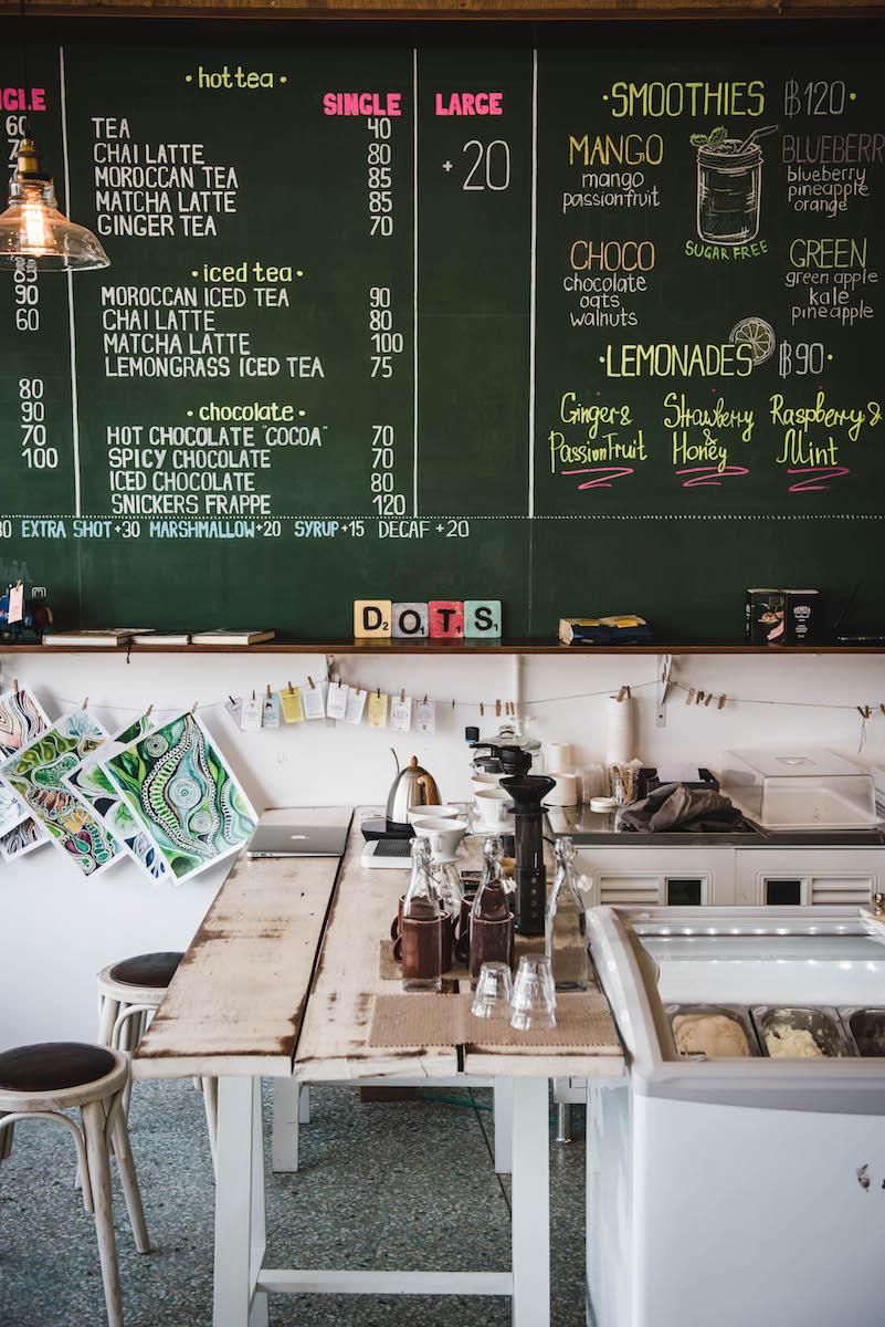 Cafe Koh Phangan Tipps