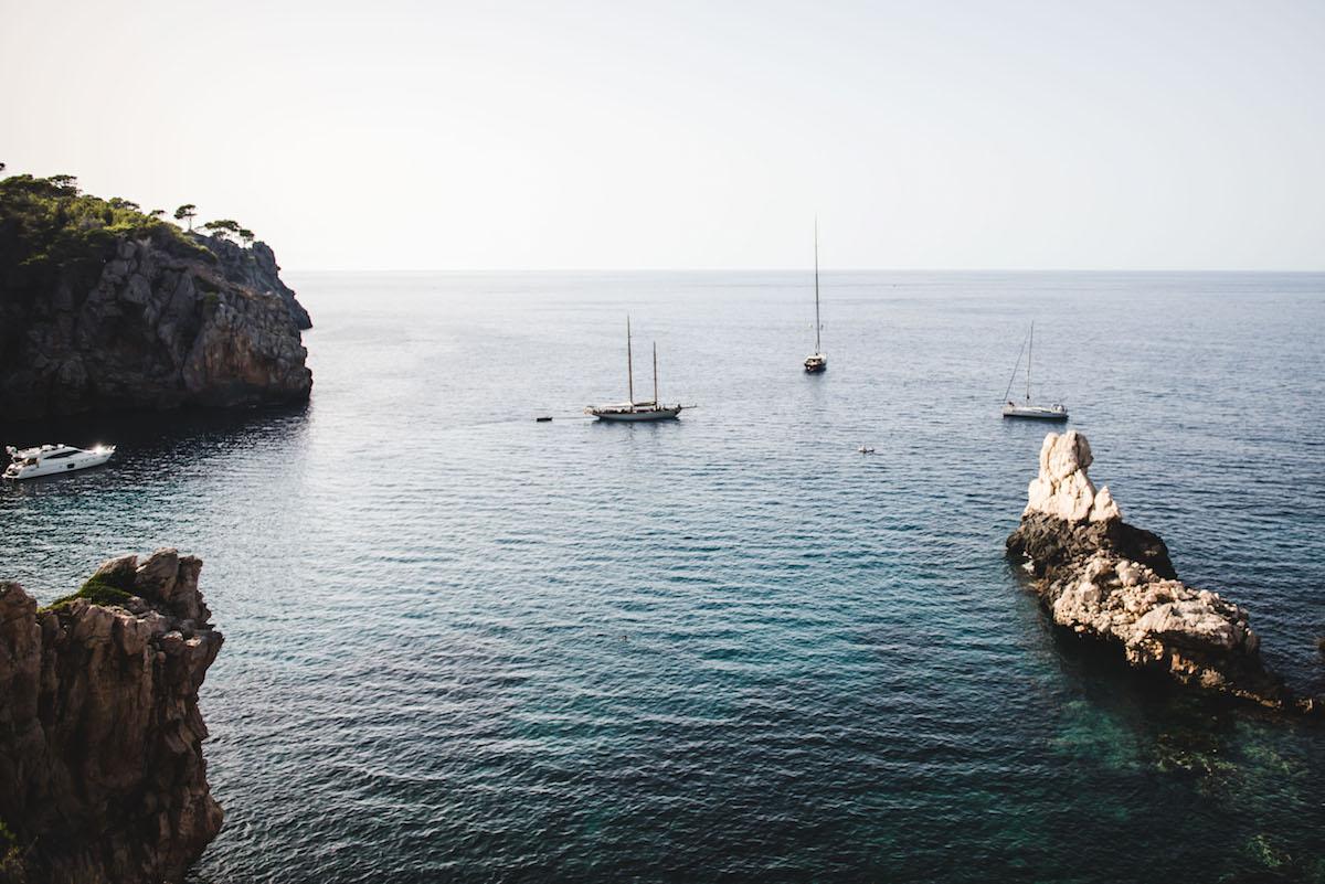 Einfacher Wanderweg Mallorca