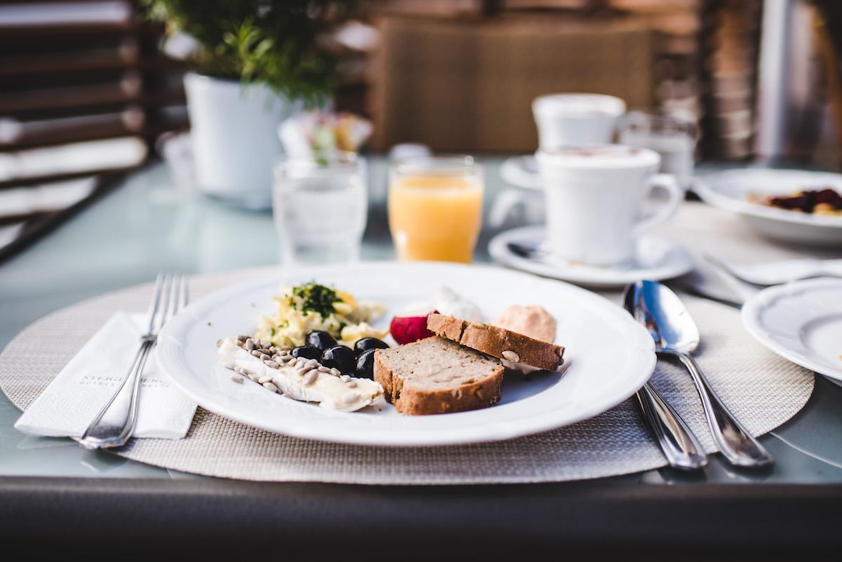 Frühstück Steigenberger Krems