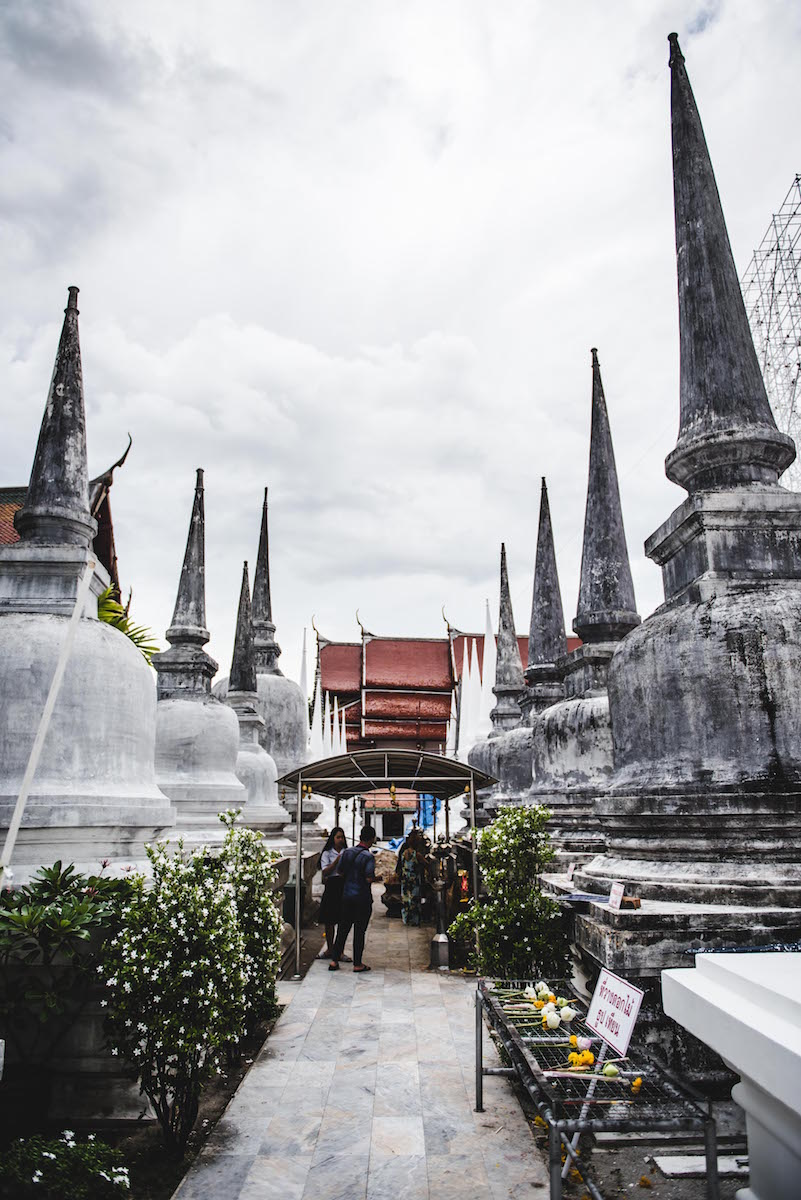 Goldene Stupa Thailand