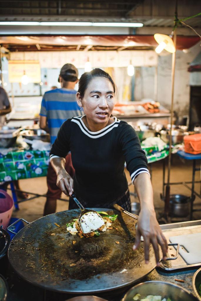 Nachtmarkt Thong Sala