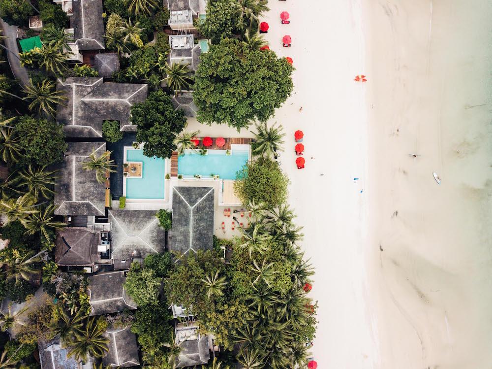Schönster Strand Koh Phangan
