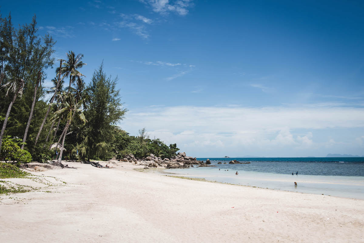 Koh Phangan: Exploring the West Coast by Scooter - Sommertage