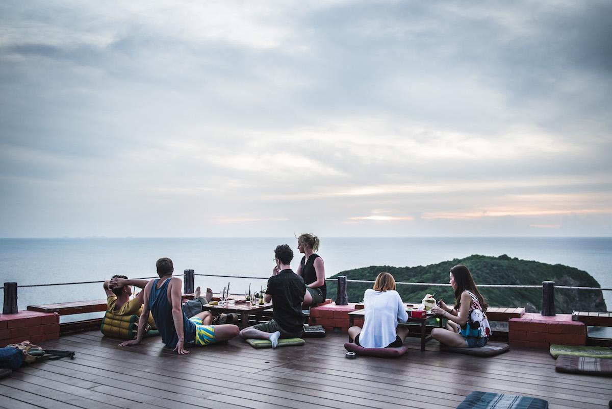 Tipps Sonnenuntergang Koh Phangan