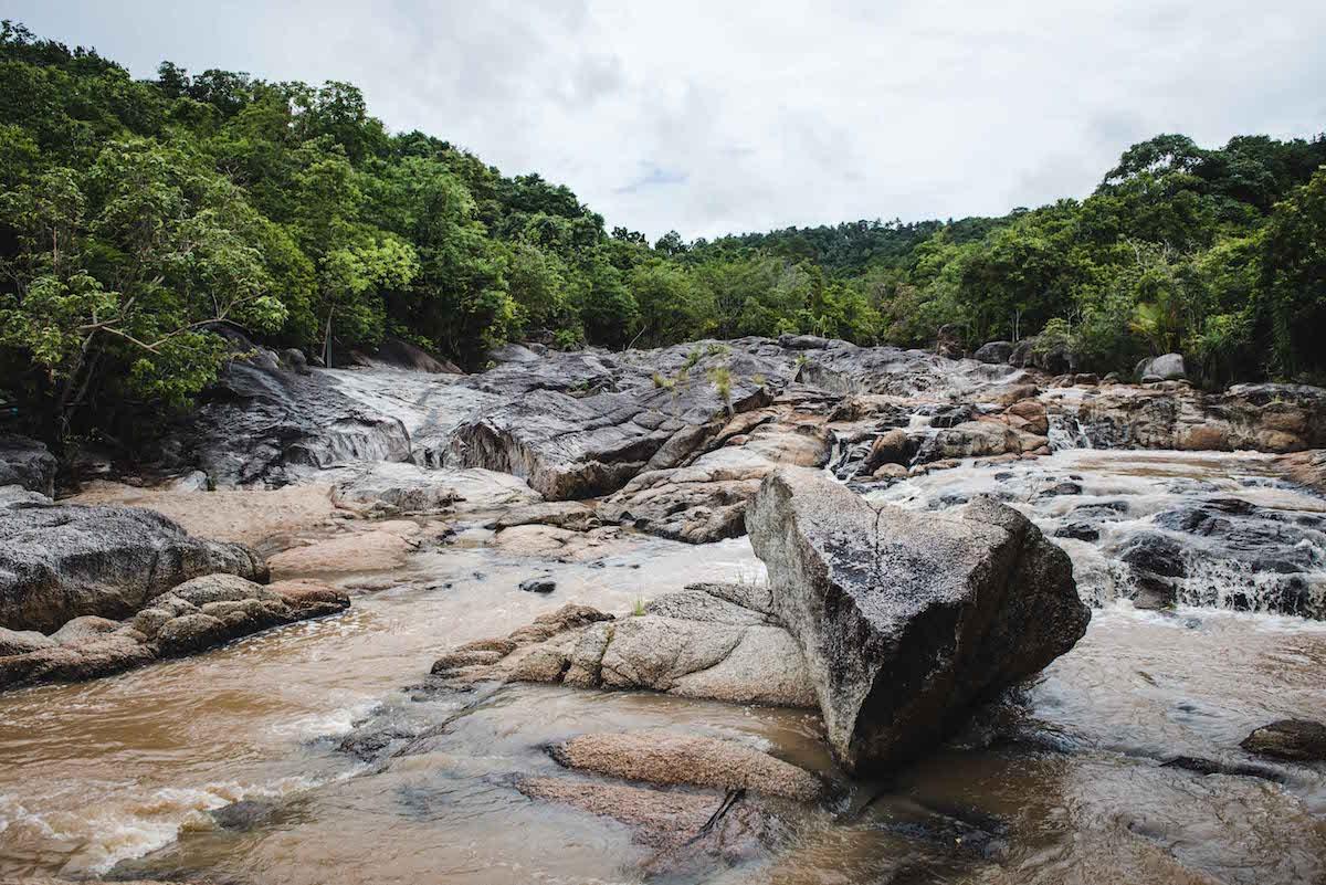 Wasserfall Koh Phangan