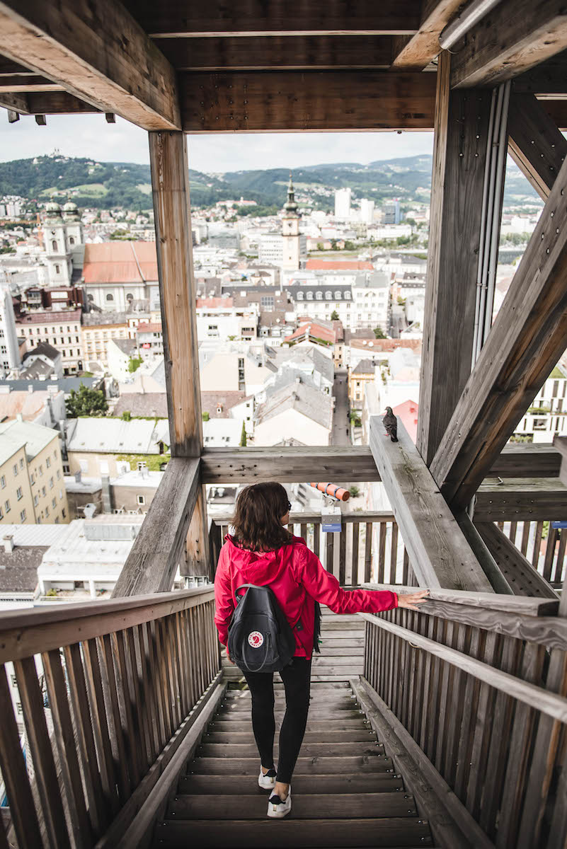 Aussicht Linz Tipps
