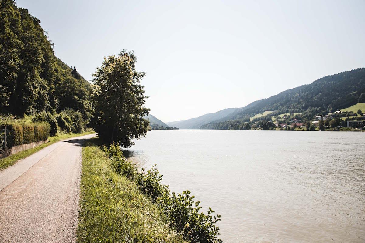 Donauradweg Tipps