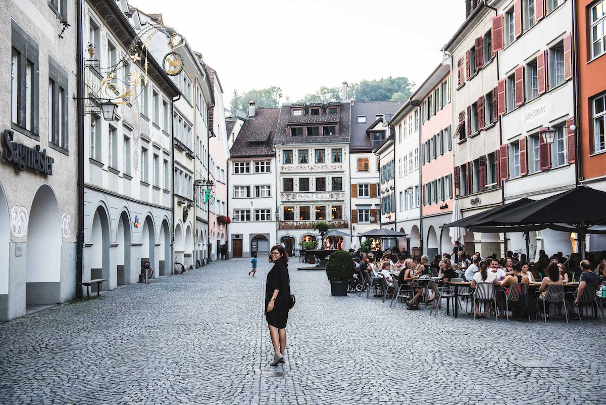 Feldkirch Altstadt