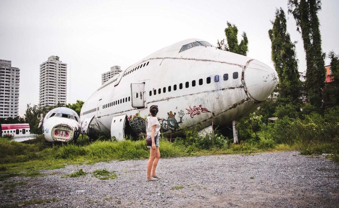 Flughafenfriedhof Bangkok Tipps