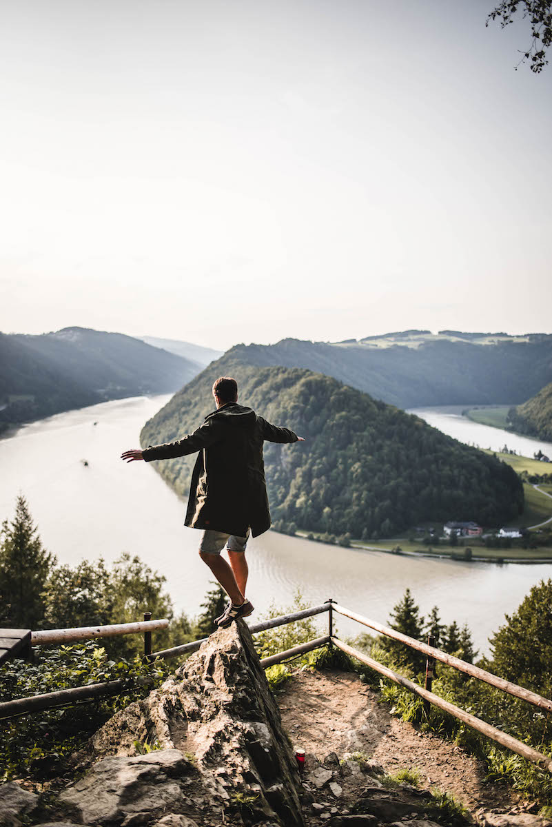 Schlögener Donaublick