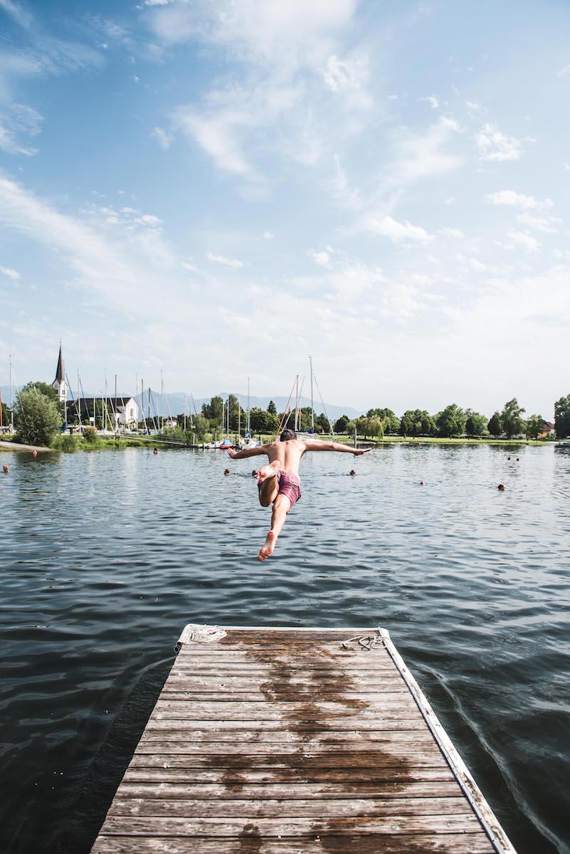 Schwimmen Bodensee Tipps