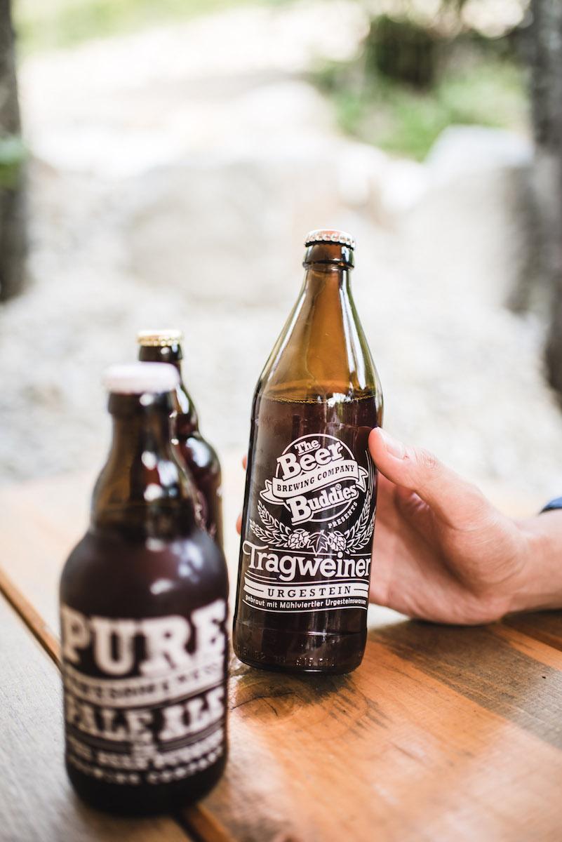 The Beer Buddies Verkostung