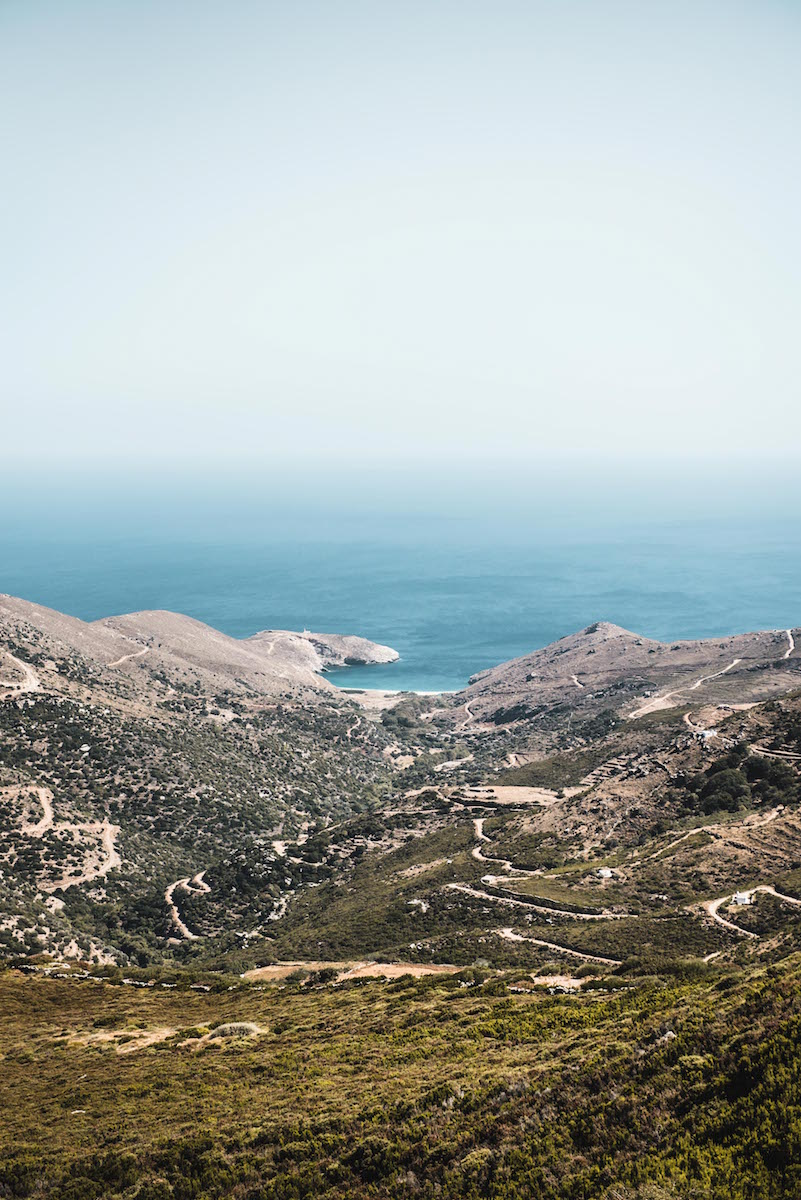 Ausblick Andros Tipps