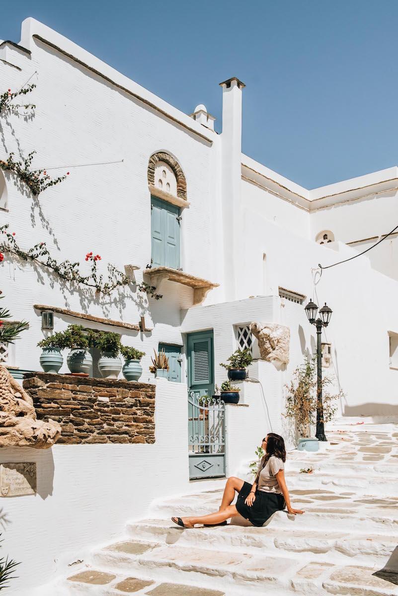 Geheimtipp Griechenland Inseln