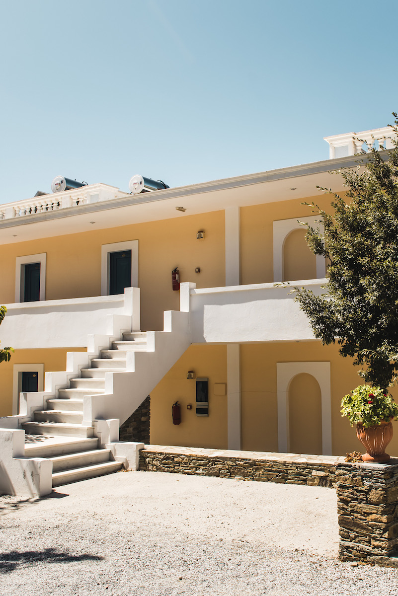Hotel Tipps Andros