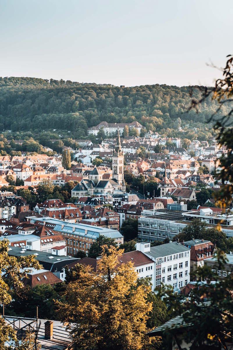 Karlshöhe Stuttgart Aussicht