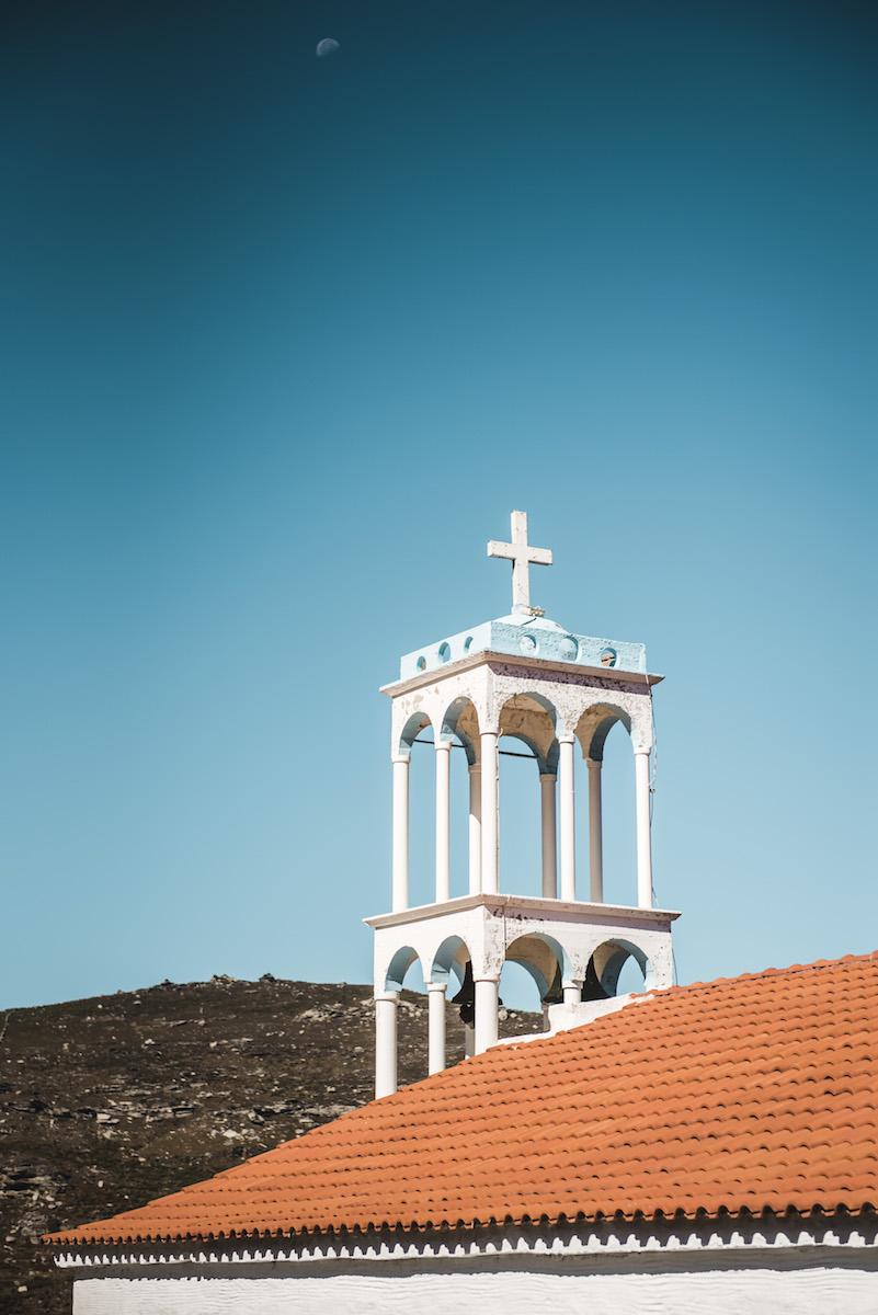Kirchen Andros