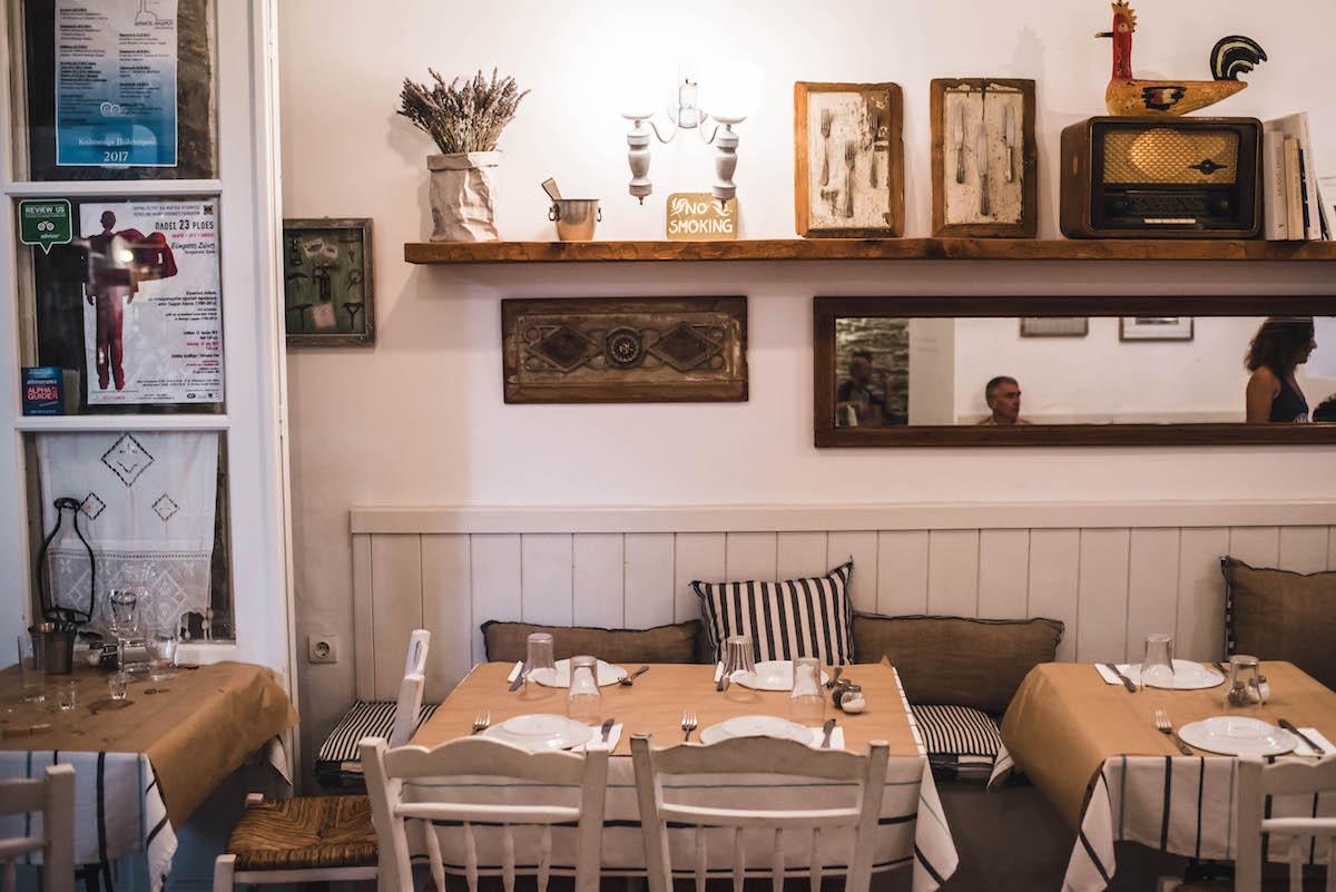 Restaurant Endochora