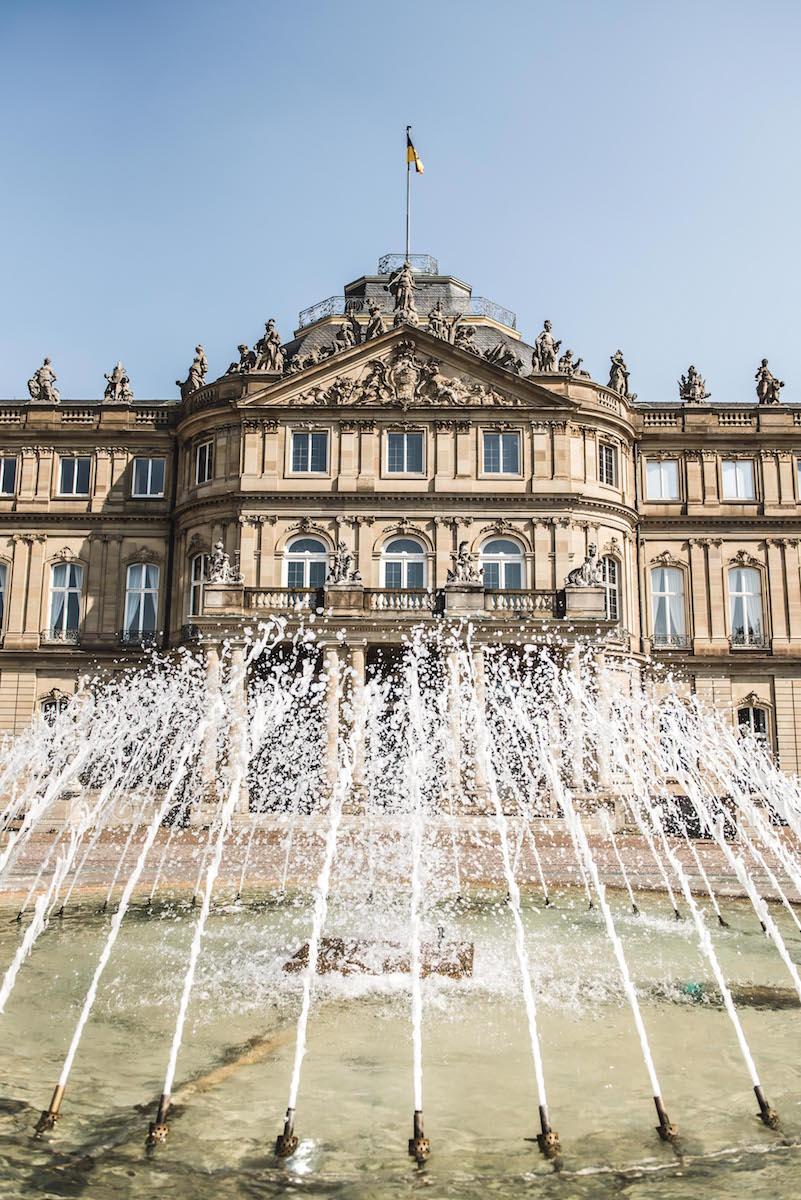 Schlossplatz Stuttgart Tipps