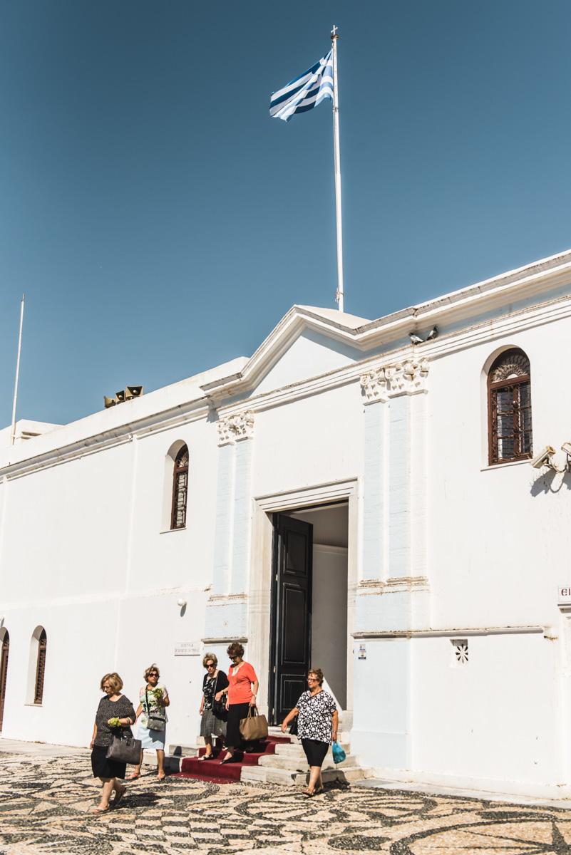 Tinos Kirche
