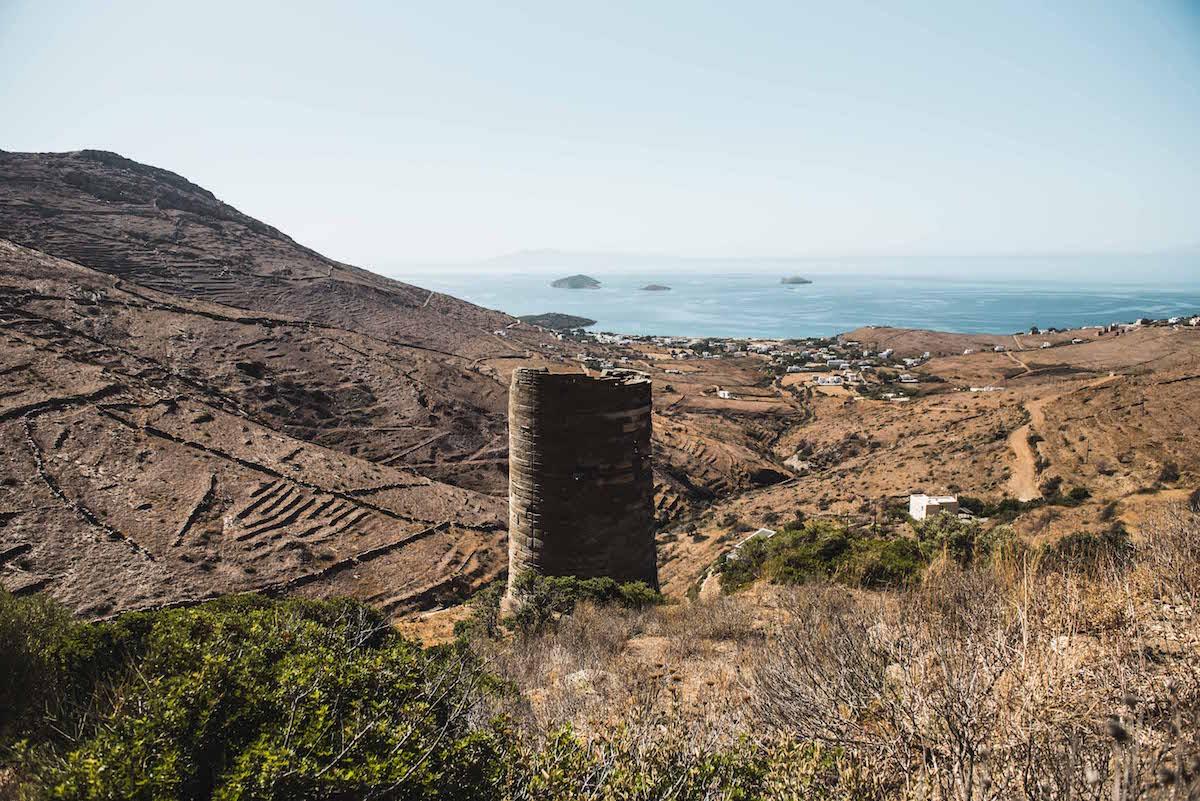Turm Agios Petros