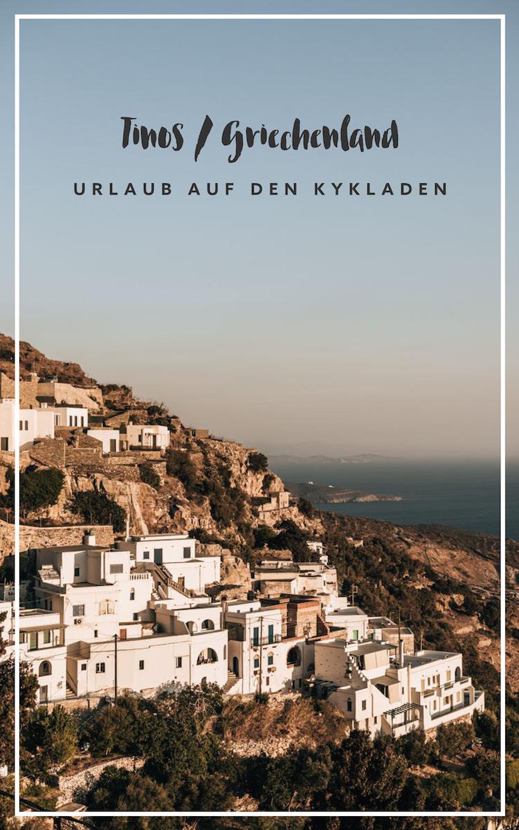 Urlaub auf der Insel Tinos in Griechenland: unsere Tipps - Sommertage