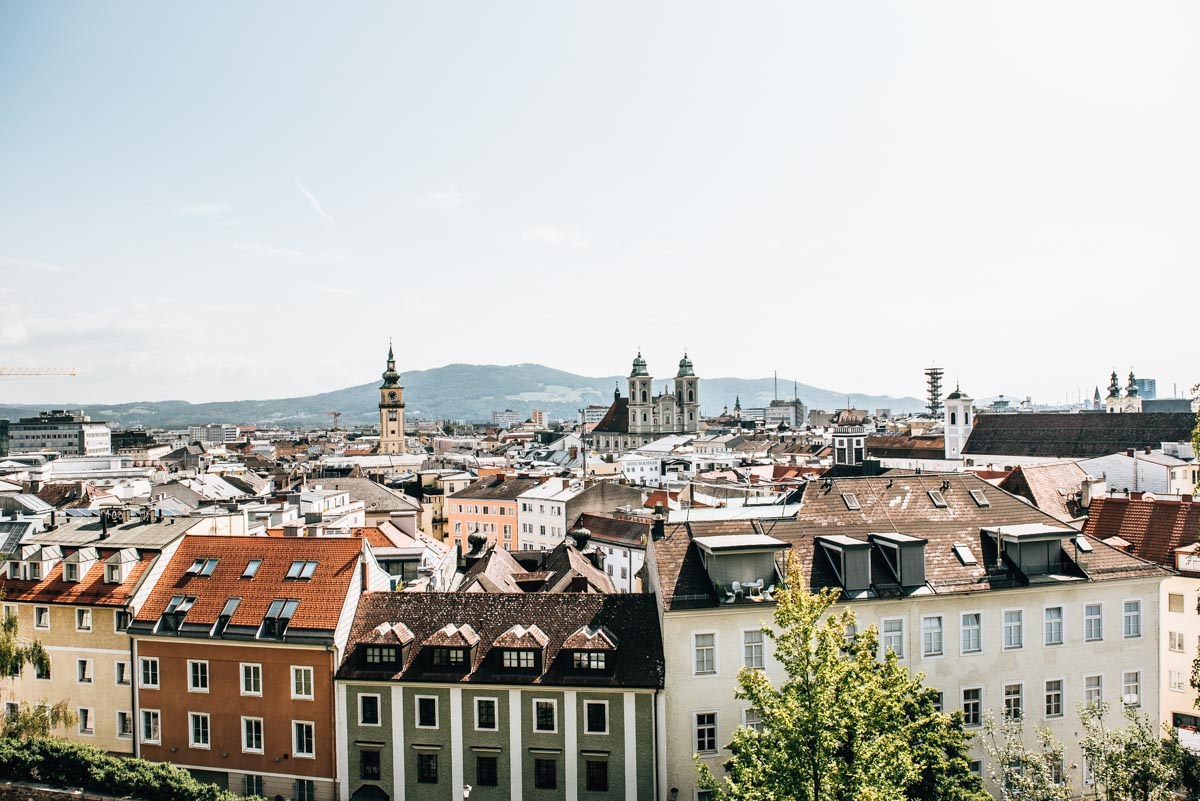 Old Town Linz