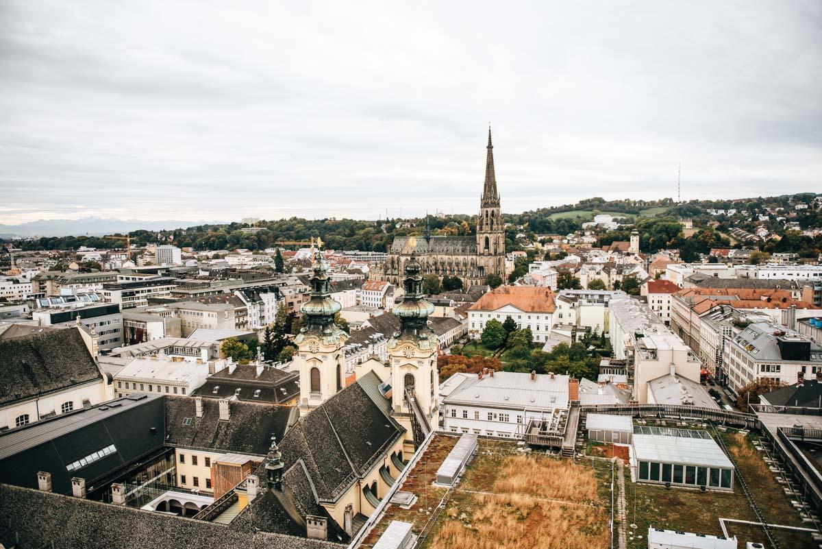 Aussichtspunkte Linz Tipps