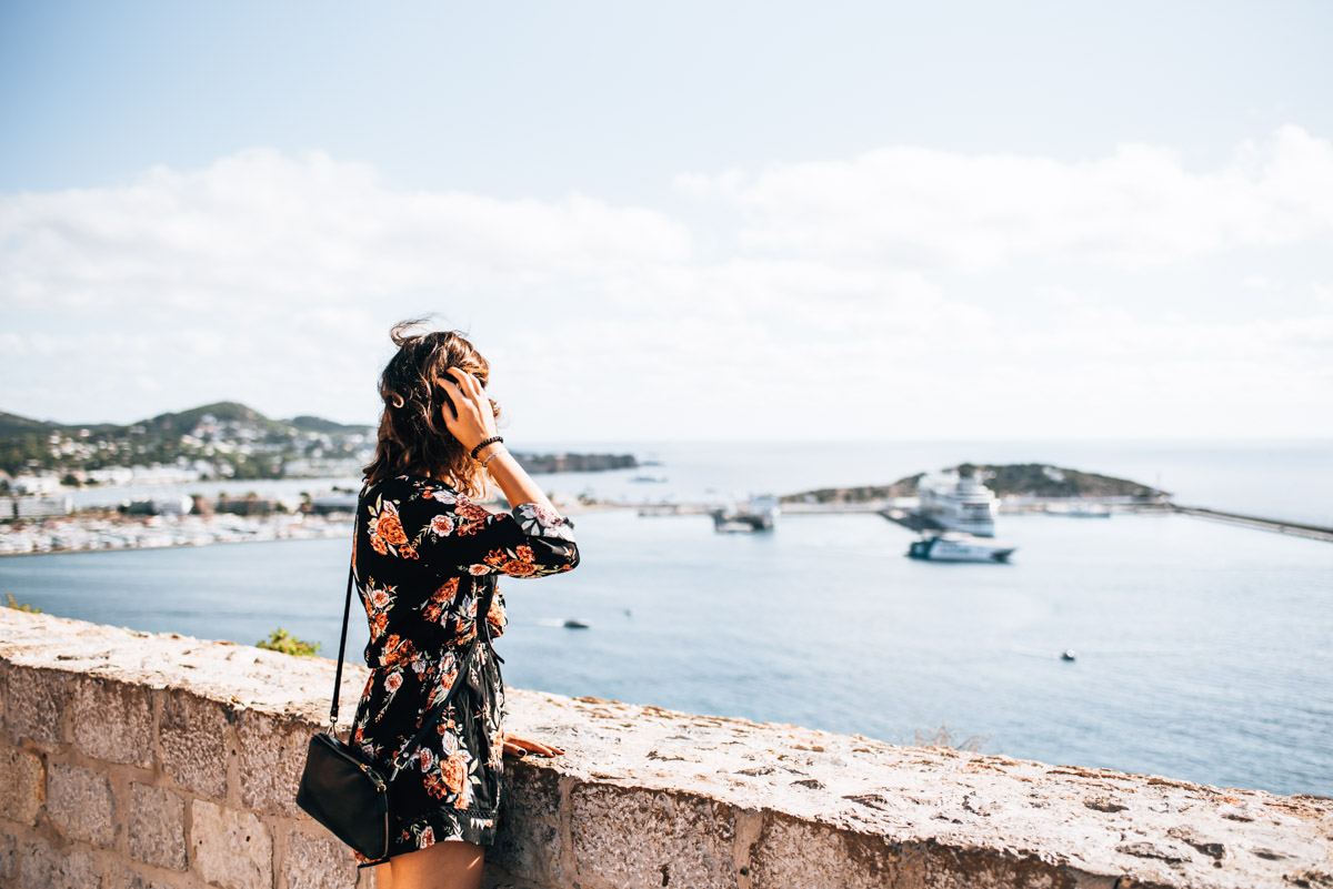 Ibiza Ausblick