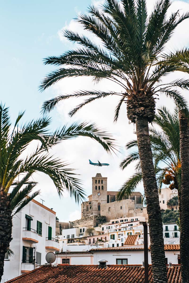 Ibiza Stadt Kirche