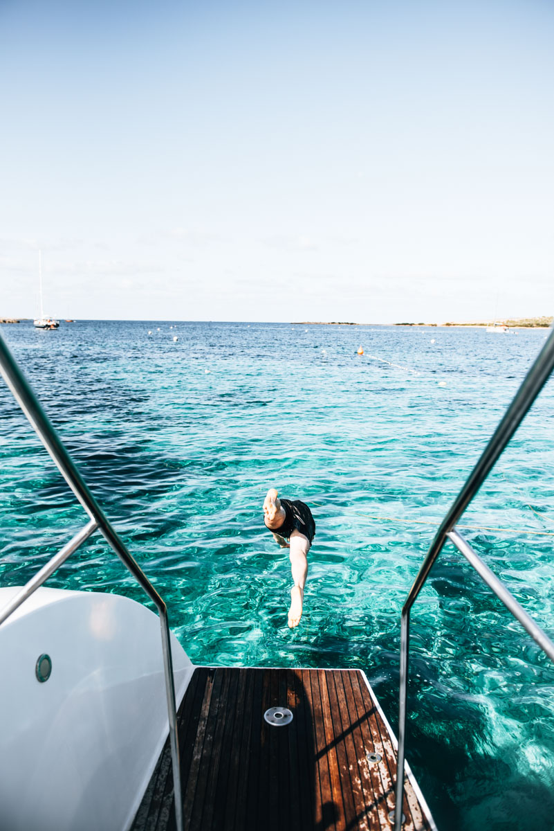 Ibiza Yacht Ausflug