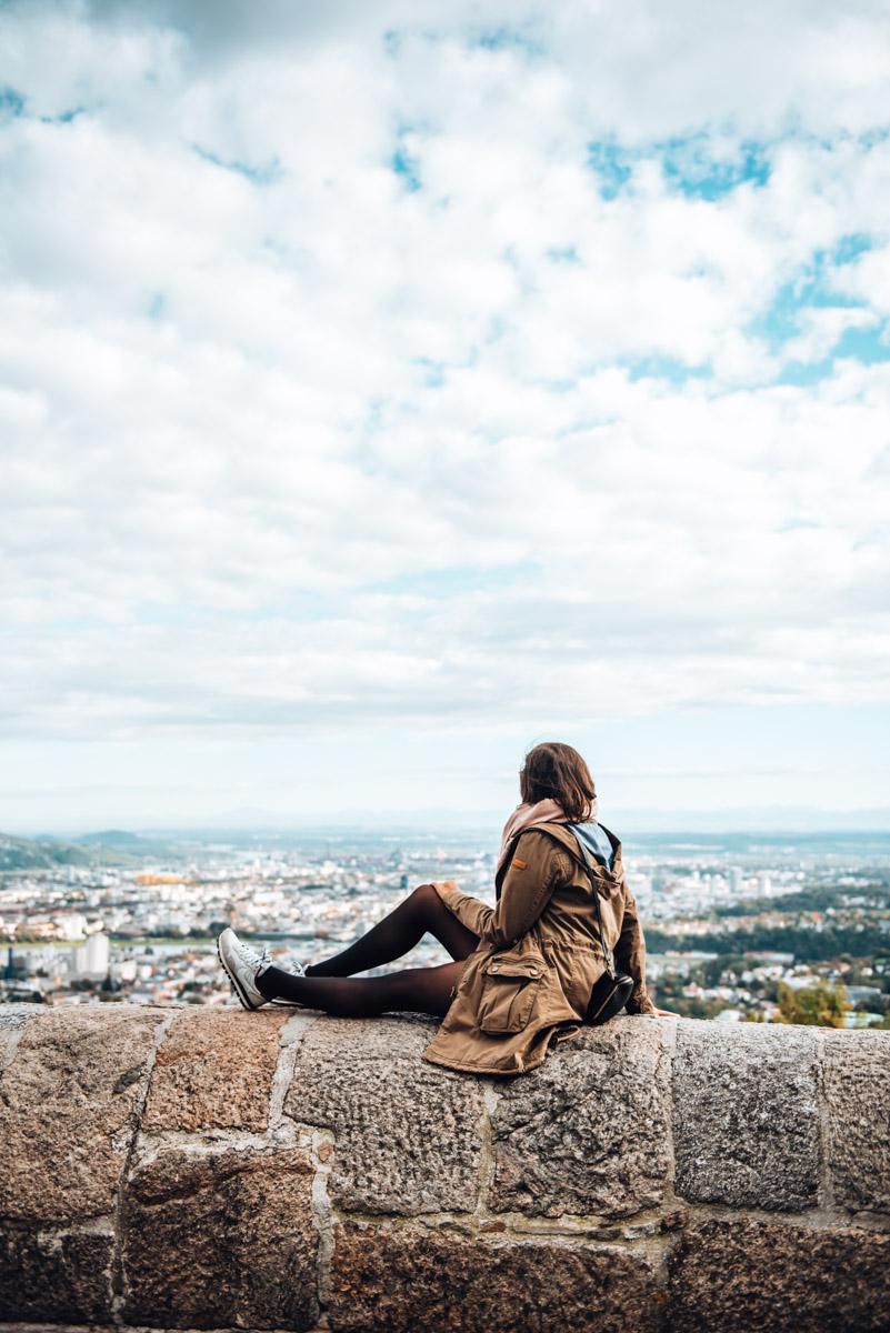 Pöstlingberg View
