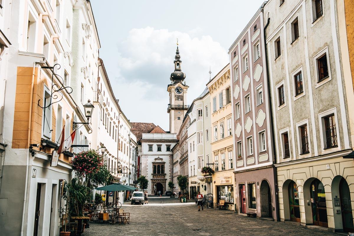 Sehenswürdigkeiten Linz