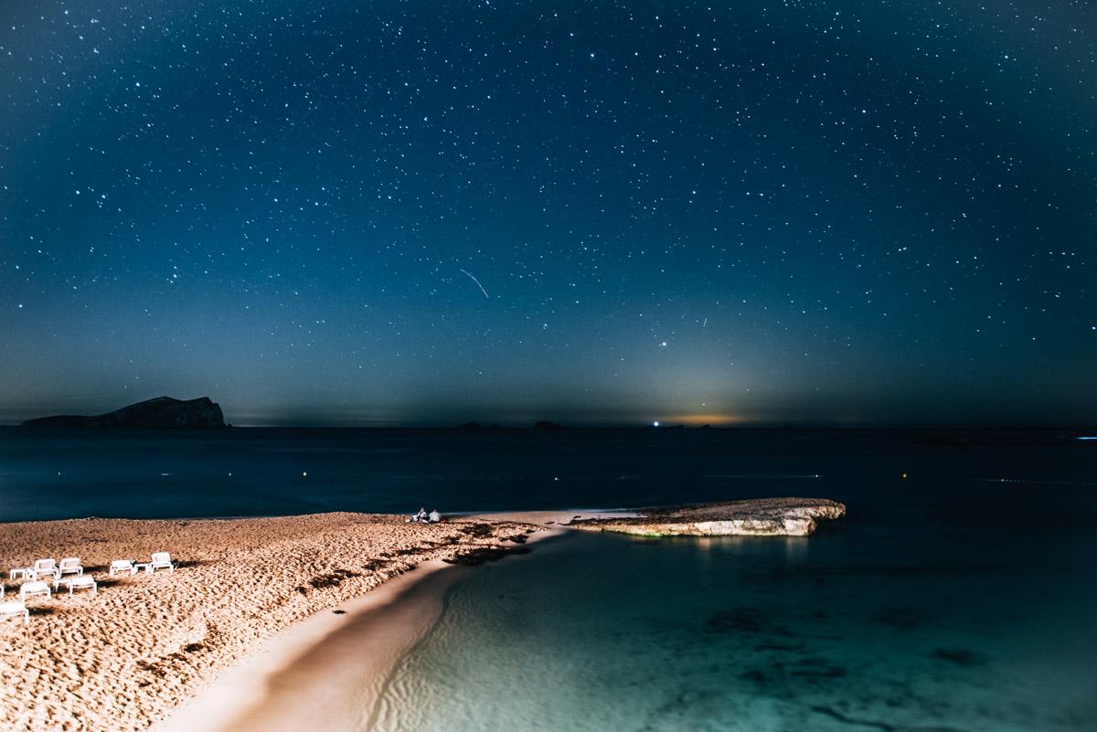 Sternenhimmel Ibiza