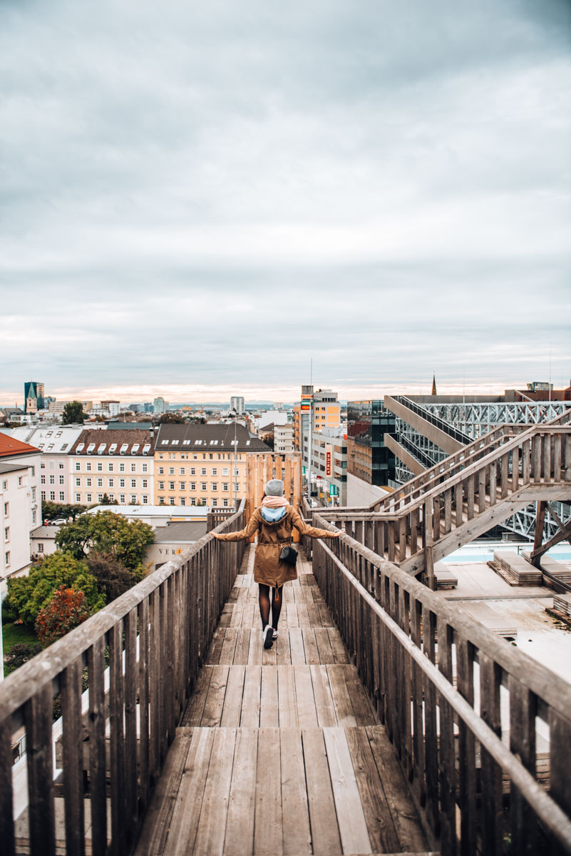 Viewpoint Linz Tips