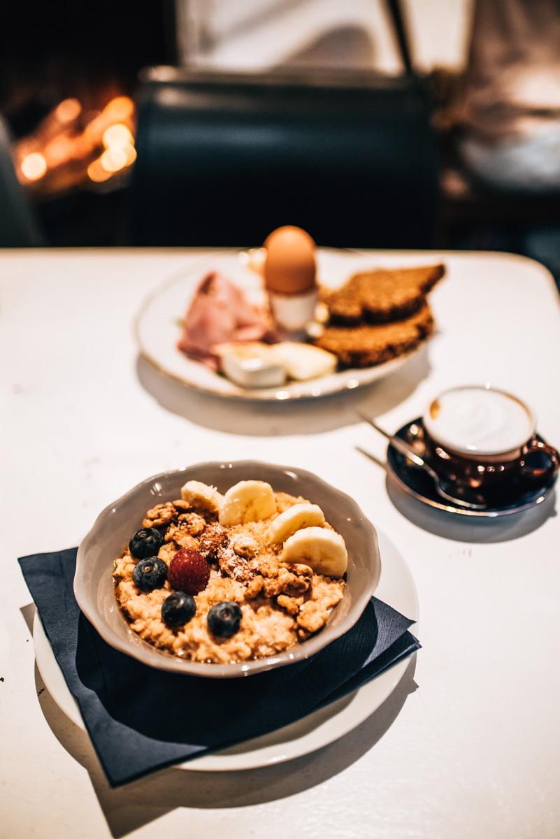 Burggasse24 Frühstück