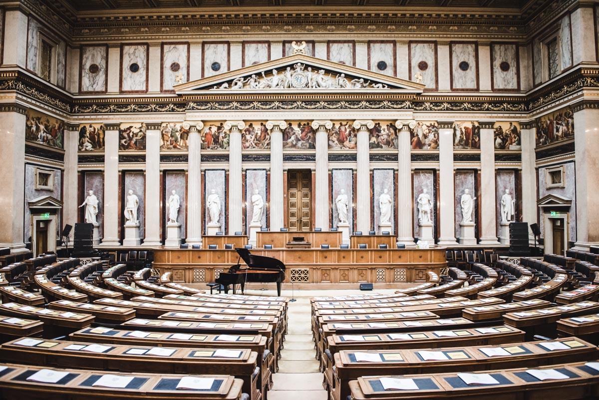 Parlament Führung Wien