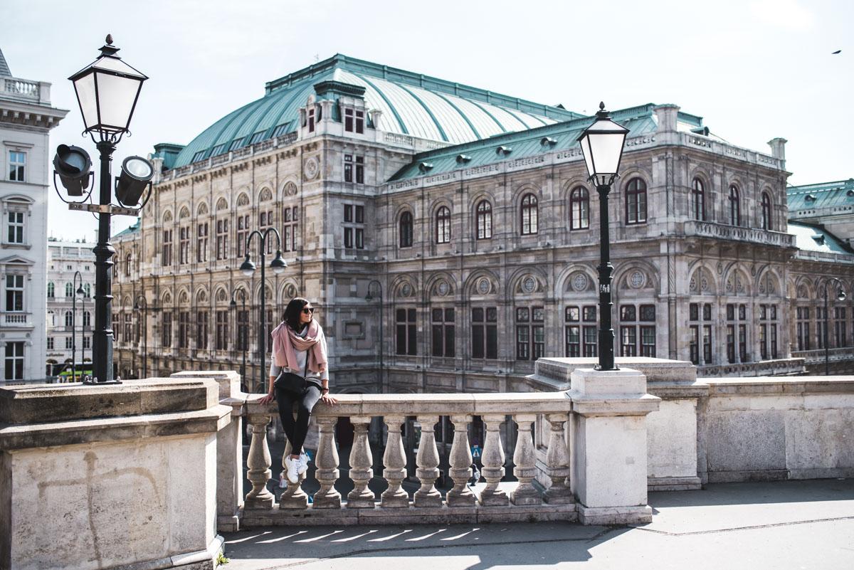 Wien Oper besichtigen