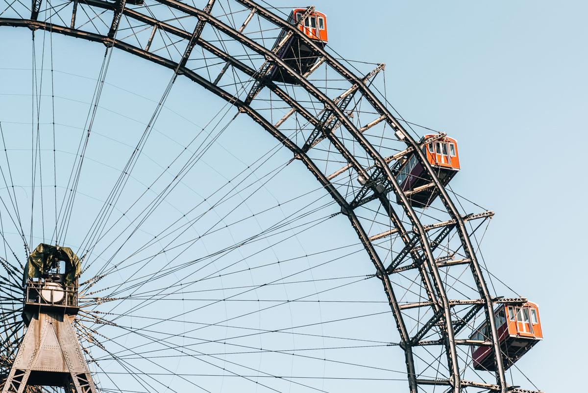 Wien Sehenswürdigkeiten Riesenrad