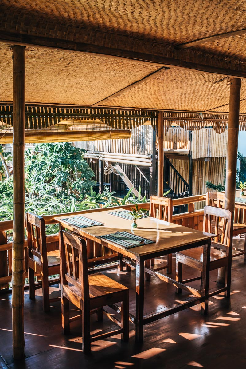 Bamboo Hut Inle See