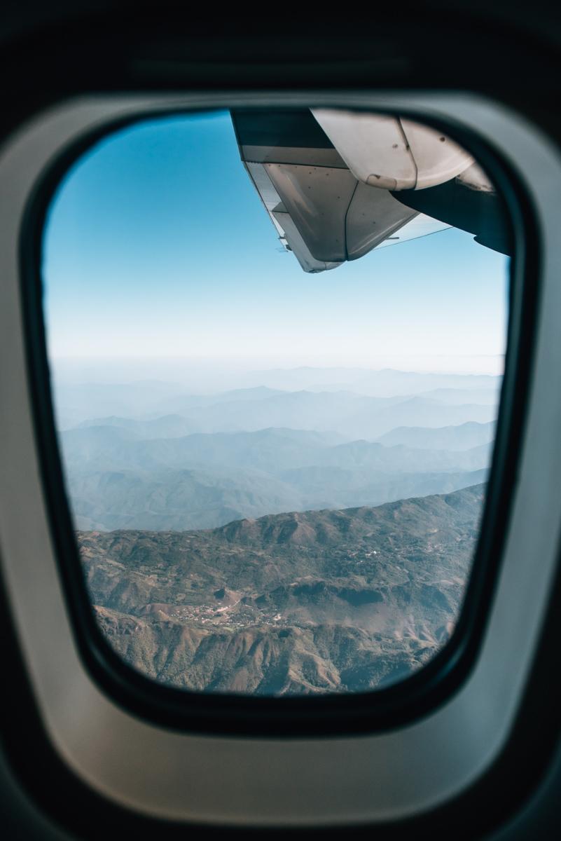 Insel See Flugzeug