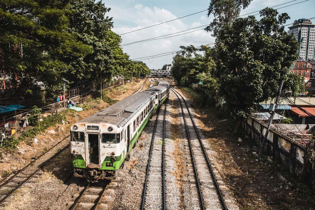 Kreislinie Yangon