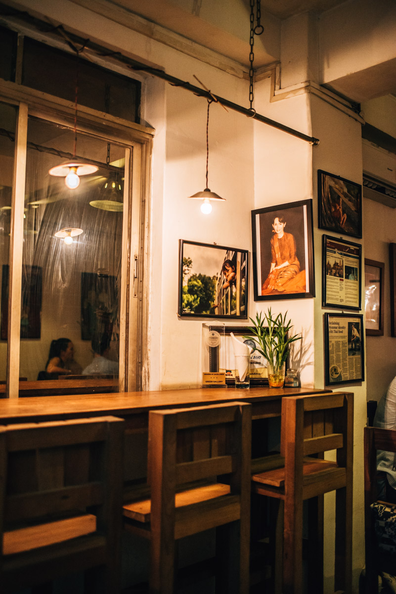 Restaurant Tipps Yangon