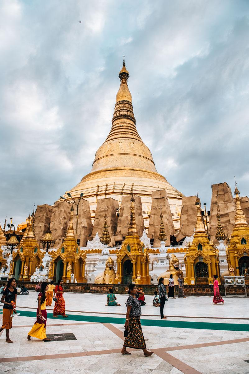 Shwedagon Pagode Tipps