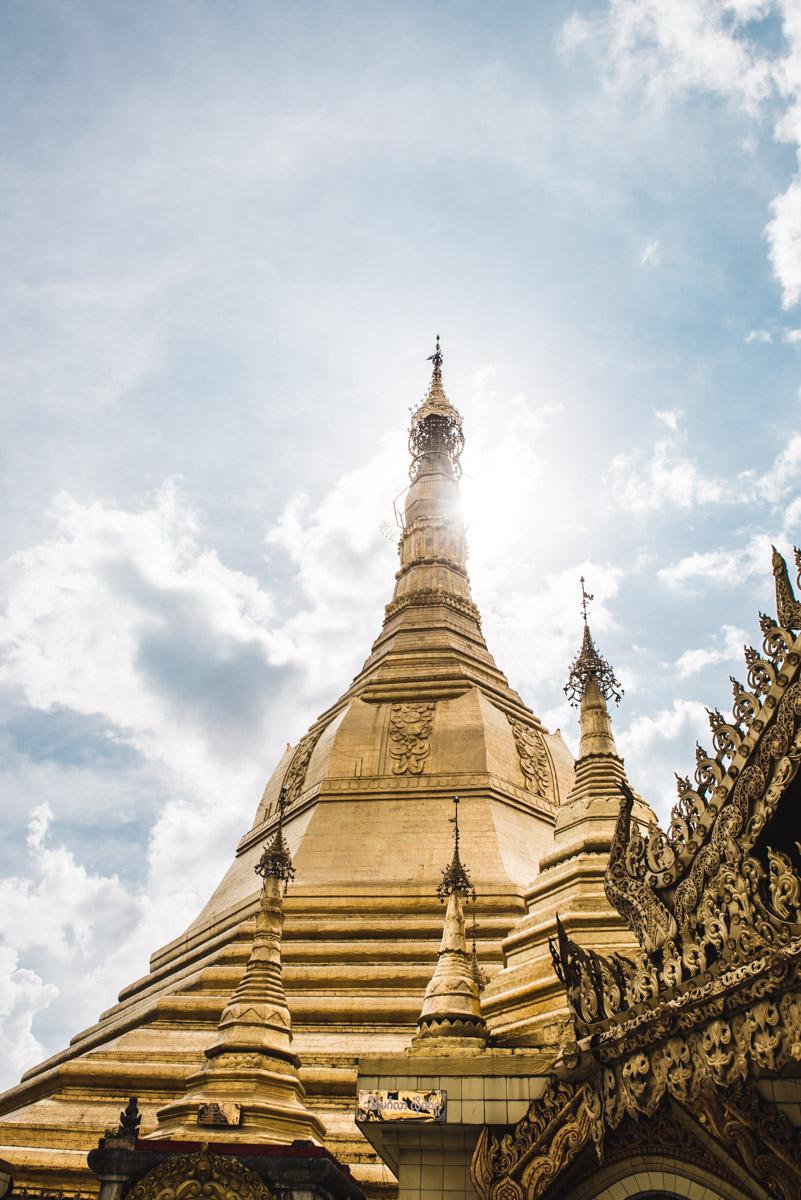 Sule-Pagode-Yangon