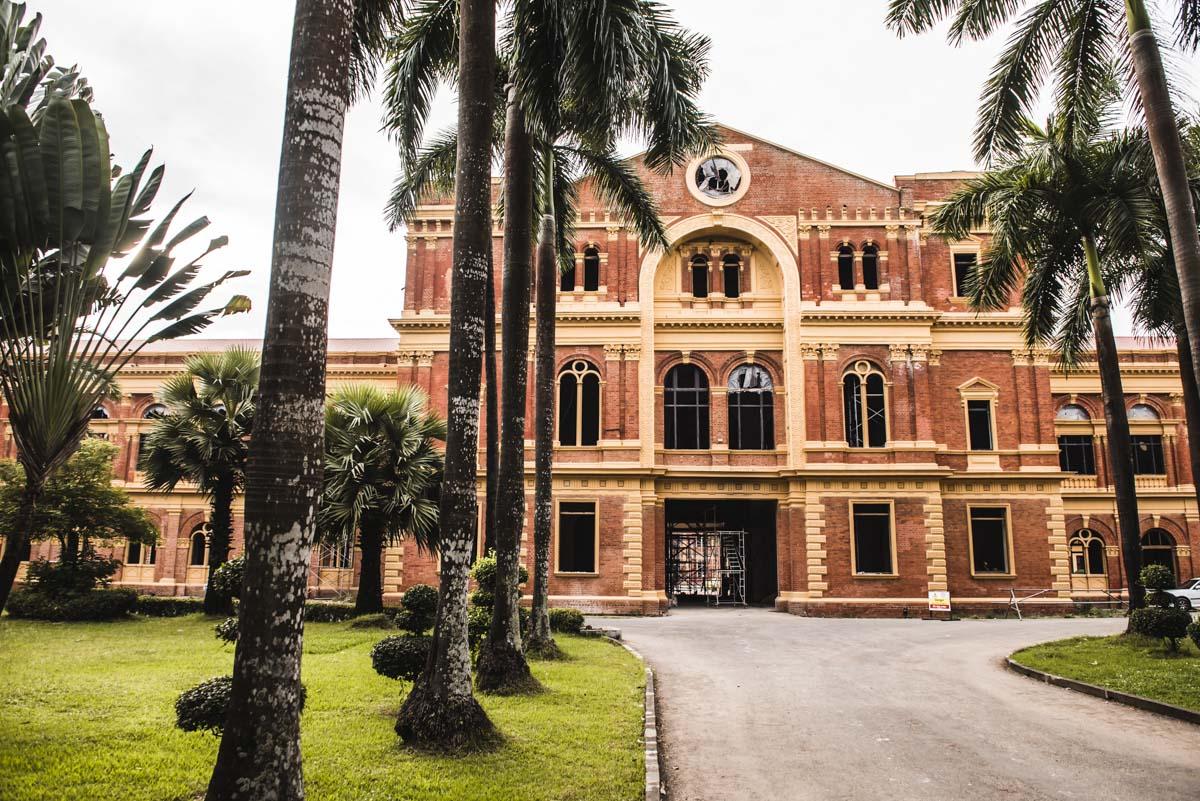 Yangon Secretariat