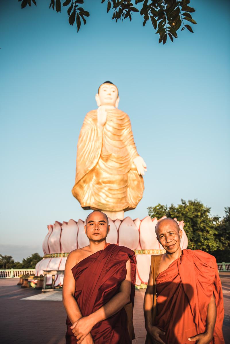 Big Buddha Ngapali